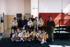 Campionati femminili 1991-1995