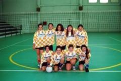 Campionato femminile U13 2000-2001