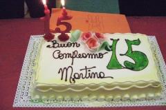 2a Divisione Femminile - Compleanno Martina