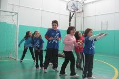 Minivolley allenamento gennaio