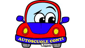 Logo Autoscuola Conti