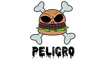 Peligro Logo